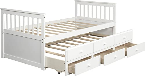Twin Captain s Bed