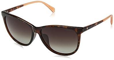 Amazon.com: Polaroid anteojos de sol para mujer pld4058fs ...