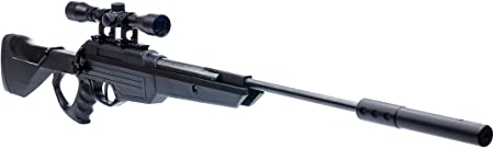 Bear River TPR 1300 .177 Suppressed Hunting Air Rifle