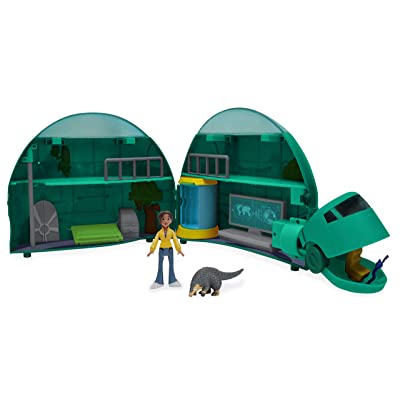 Wild Kratts Tortuga Playset 2020 - Large Play Set with New Figures - Ages 3+: Toys & Games