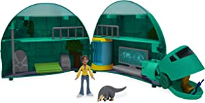 Wild Kratts Tortuga Playset 2018 - Large Play Set with New Figures - Ages 3+