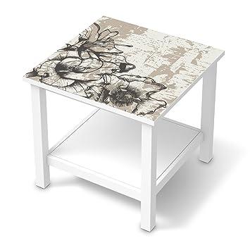 Creatisto Dekorationssticker Für IKEA Hemnes Beistelltisch 55x55 Cm | Dekor  Möbel Sticker Folie Möbel