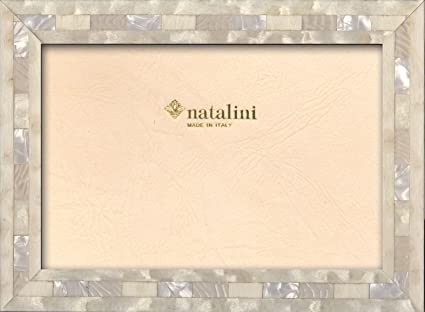 Natalini Q \\ H \\ 20 marco fotos, madera, blanco, 23 x 28 x 1.5 cm ...