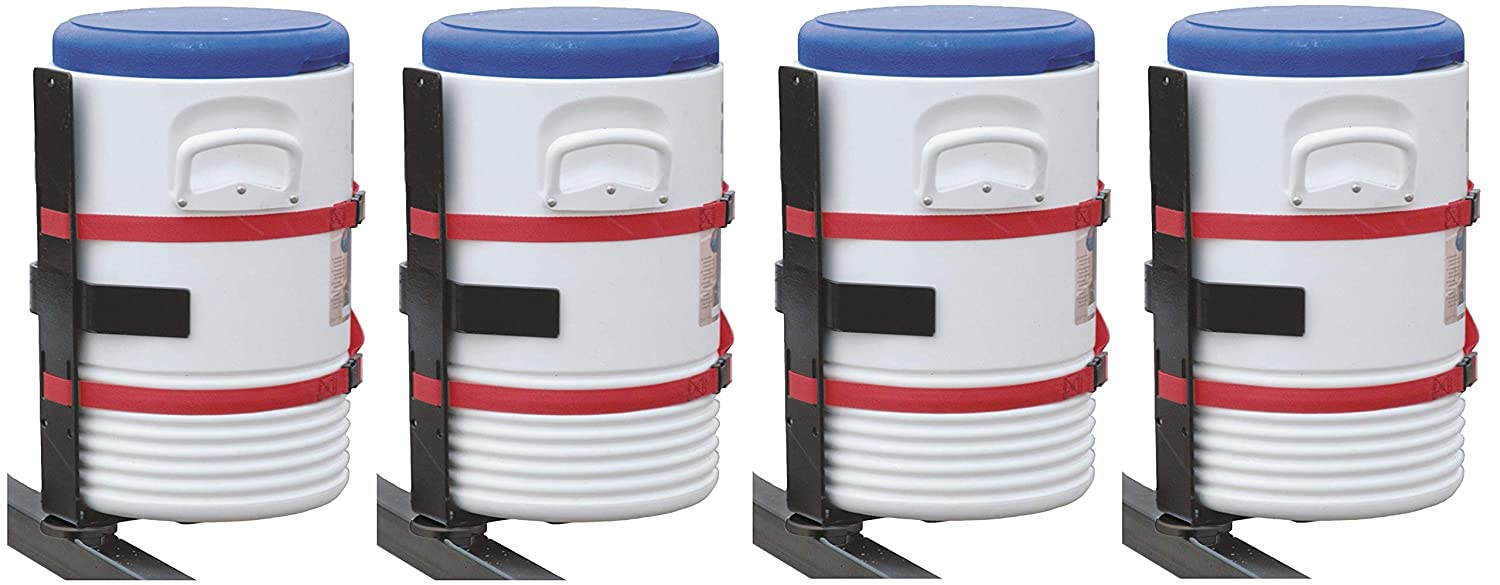Buyers LT25 Water Cooler Landscape Truck & Trailer Rack (Pack of 2) Buyers Products