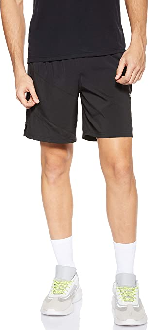 PUMA Herren Jogginghose Ignite Blocked 7` Short: