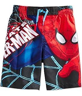 f08e685b49 LEGO Batman Swim Shorts. $14.29 · Marvel Ultimate Spider-Man Little Boys  Superhero Swim Trunks Board Shorts