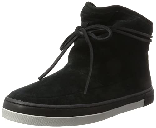 Hub Damen Queen Boot N30 Hohe Sneaker