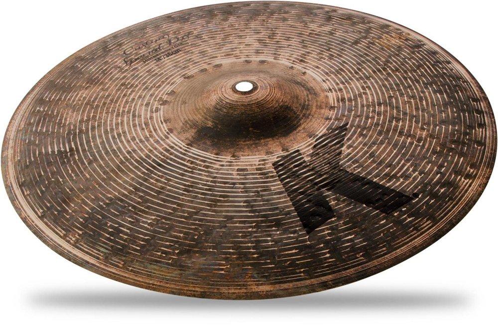 Cymbal Zildjian K1410 14 K Custom Special Dry Bottom Hi Hat