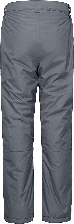 Little Donkey Andy Womens Waterproof Ski Snow Pants Windproof Warm Winter Snowboard Outdoor Pants Gray XL