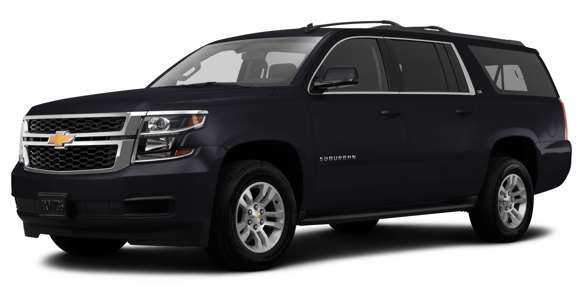 2017 chevrolet suburban reviews images and specs vehicles. Black Bedroom Furniture Sets. Home Design Ideas