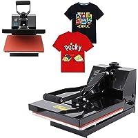 Ridgeyard 220V Profesional prensa de calor camisetas digital