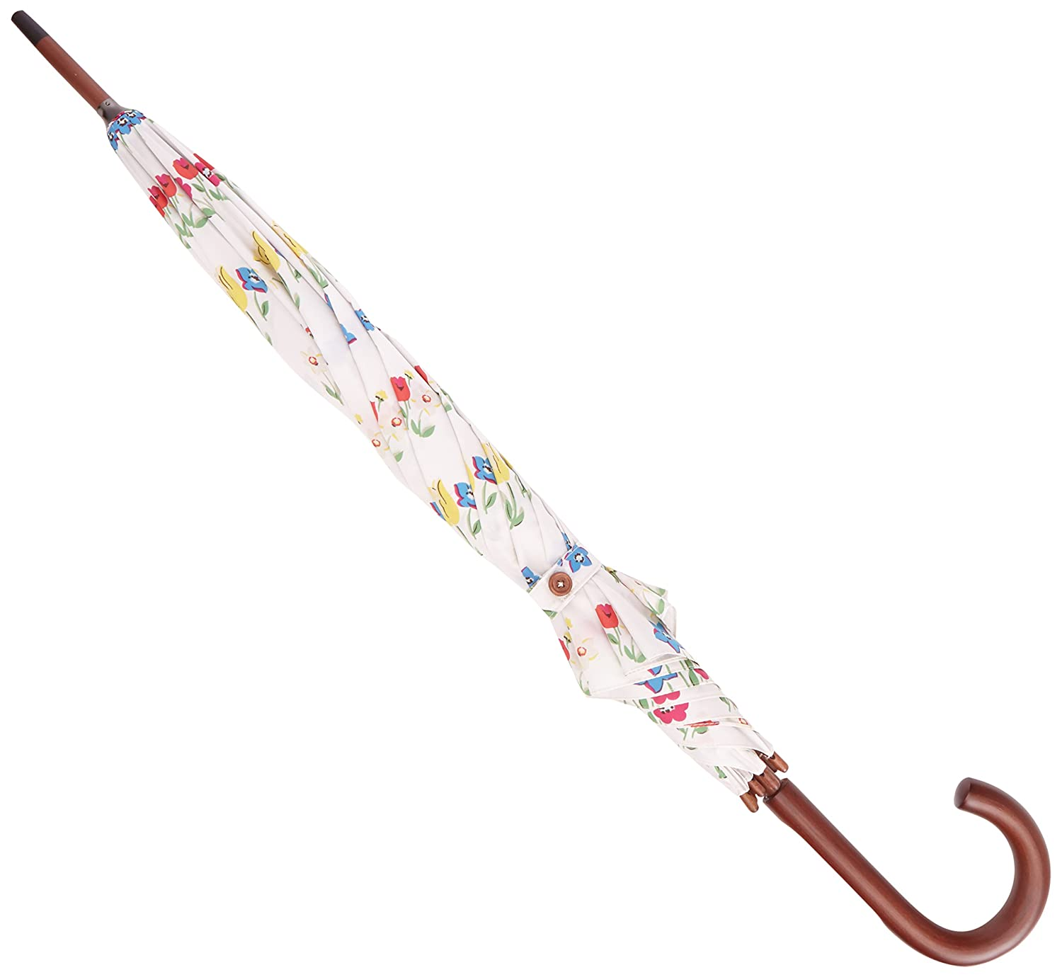 Cath Kidston Kensington 2-Paraguas Mujer, Mehrfarbig - Multicoloured (Paradise Bunch Chalk) (Varios colores) - L541-Paradise Bunch Chalk: Amazon.es: ...
