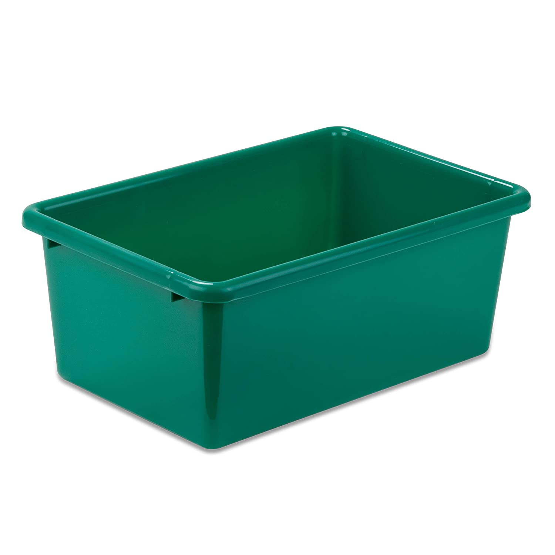 Amazon.com: Honey Can Do PRT SRT1602 LGBLU Plastic Storage Bin, Large,  Blue: Home U0026 Kitchen