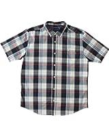 O'Neill Mens Jack O'Neill Golden State Button Up Short-Sleeve Shirt