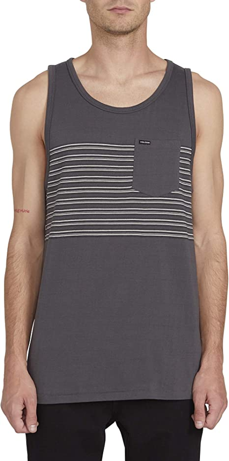 Volcom Forzee Tank - Camiseta de Tirantes Hombre: Amazon.es: Deportes y aire libre