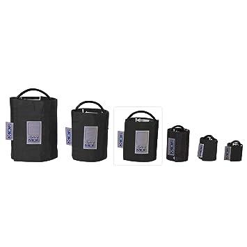 MDF® Adulto - Un tubo Manguito sin látex para presión arterial - Negro (MDF2100451-11): Amazon.es: Salud y cuidado personal