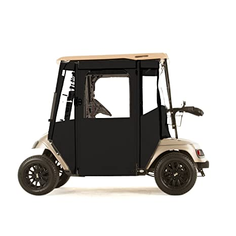 """door-lux"" golf carro Sunbrella almacenaje para EZGO TXT (elegir color"