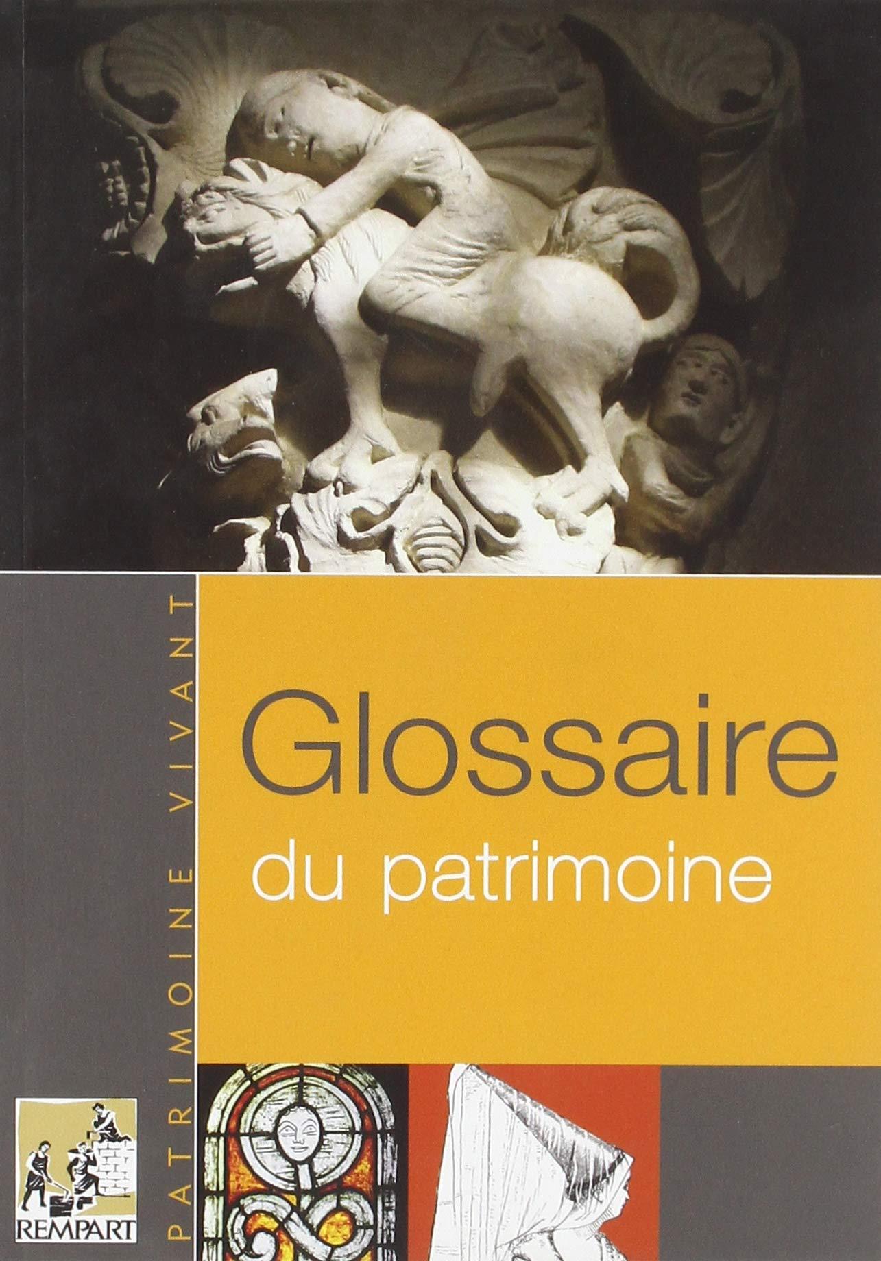 Glossaire Livres Patrimoine André Châtelain Du IYWH9E2D