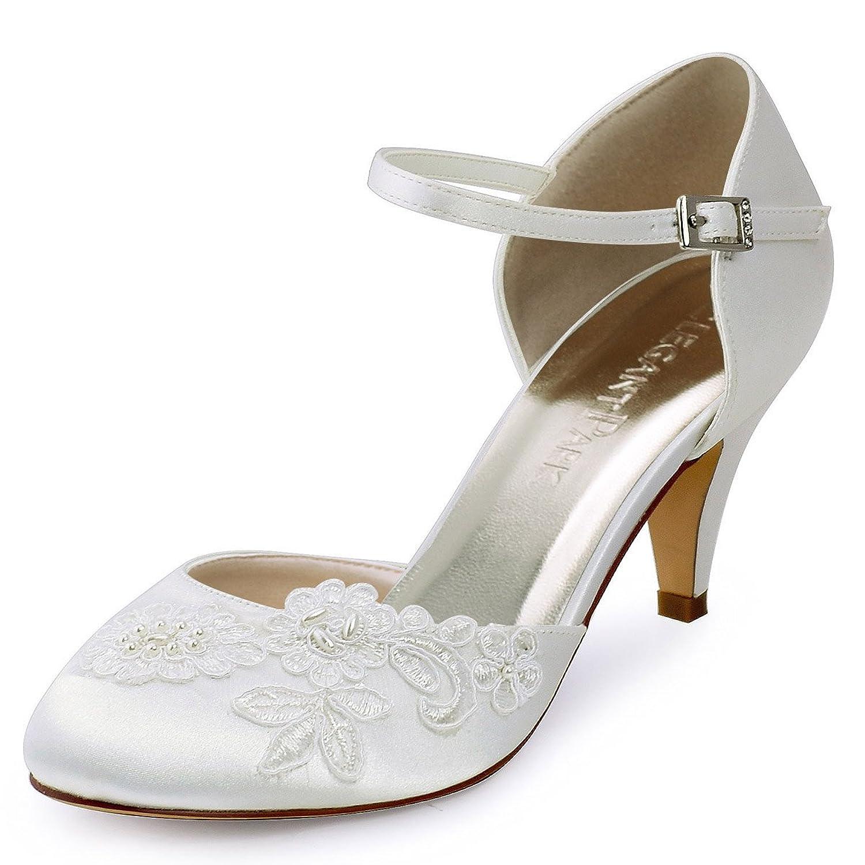 Chaussures de mariage de mariée Elegantpark femme ShocI9CCBc