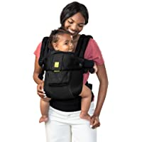 LILLEbaby Airflow Baby & Child Carrier, Black