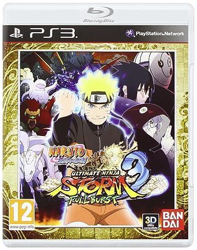 Naruto S. Ult Ninja Storm 3 Full Burst: Amazon.es: Videojuegos