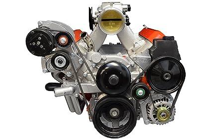 LS Truck A/C Air Conditioner Compressor Sanden 7176 Bracket Kit LQ4 LQ9 LSX  AC 551352-3