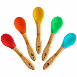 Top 10 Best Baby Spoons For Self Feeding (2021 Reviews & Buying Guide) 3
