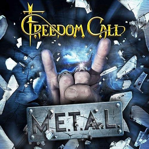 Freedom Call - M.E.T.A.L.