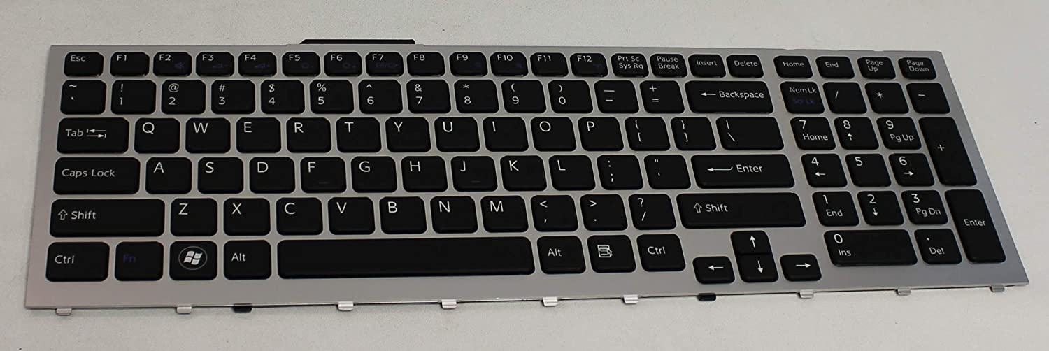 ACS COMPATIBLE with Sony Keyboard Backlight US Replacement