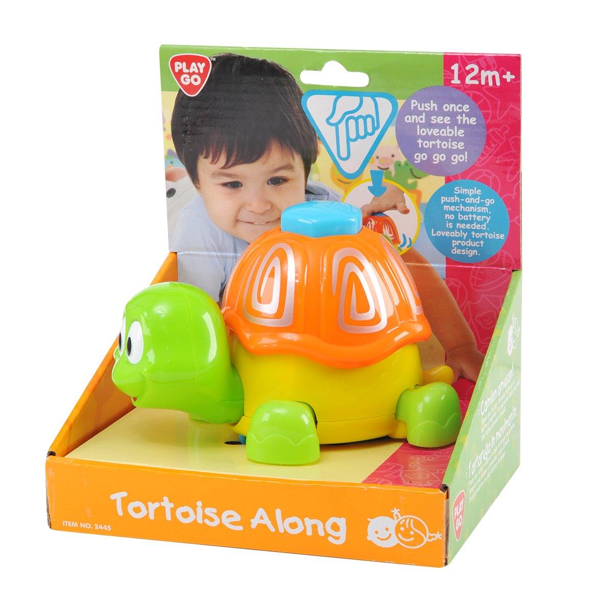 PlayGo Tortoise Along