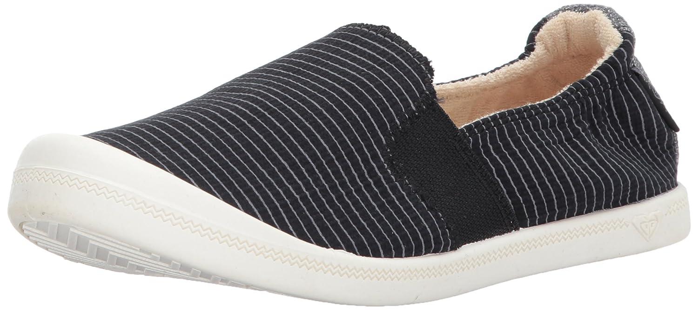 Roxy Women's Palisades Sneaker B072J9S24X 8.5 B(M) US Black Stripe