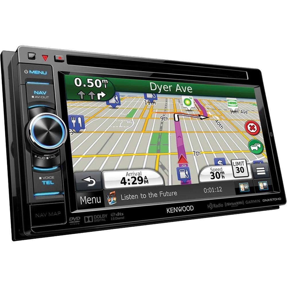 Best in dash navigation-Kenwood dnx570hd