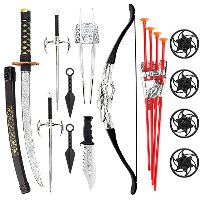Top 10 Ninja Bow And Arrow With Sword