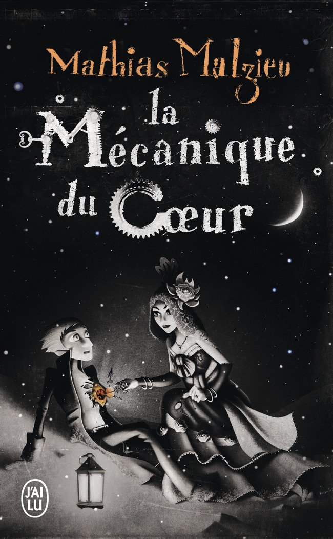 La mécanique du coeur Poche – 30 mars 2009 Mathias Malzieu Editions 84 2290012459 French