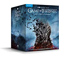 Game of Thrones Seasons 1-8 - The Complete Series [2019]