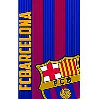 FCB FC Barcelona Manta Polar, 100% Poliester, Azulgrana