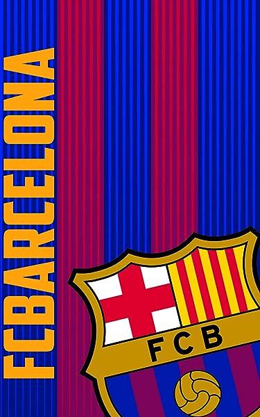 FC Barcelona DM-10-BC Despertador Musical Himno: Amazon.es: Hogar