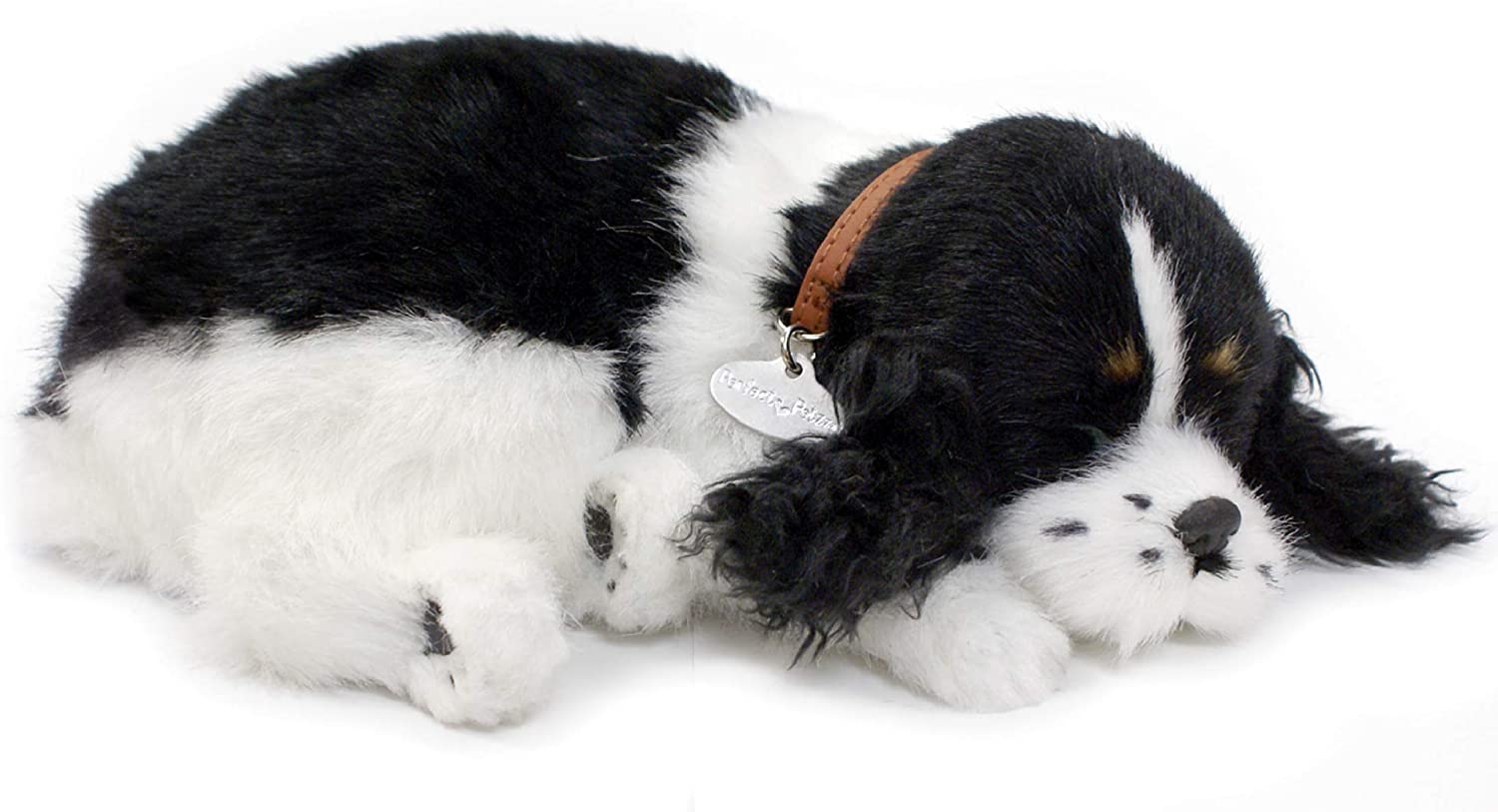 Perfect Petzzz Original Petzzz Cocker Spaniel, Realistic, Lifelike Stuffed Interactive Pet Toy, Companion Pet Dog with 100% Handcrafted Synthetic Fur
