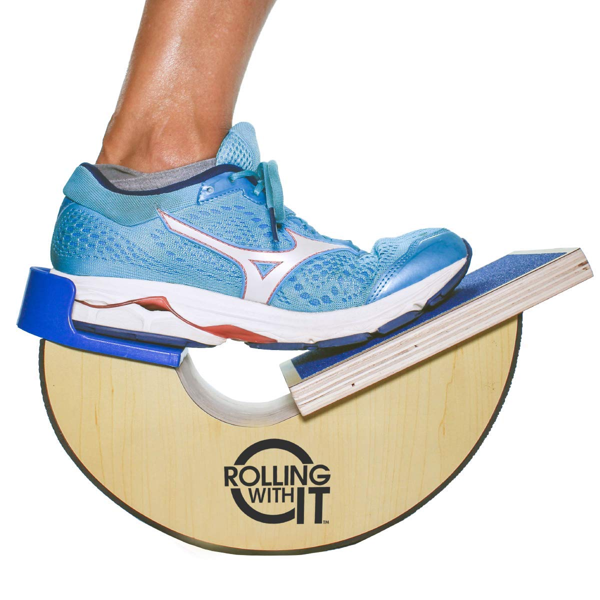 Foot rocker stretcher foot rocker stretcher calf ankle stretch board