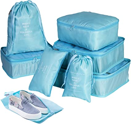 Amazon.com: Juego de cubeta de embalaje bolsas de embalaje ...