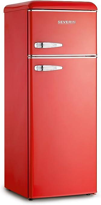 Bomann KG 320.1 Rojo
