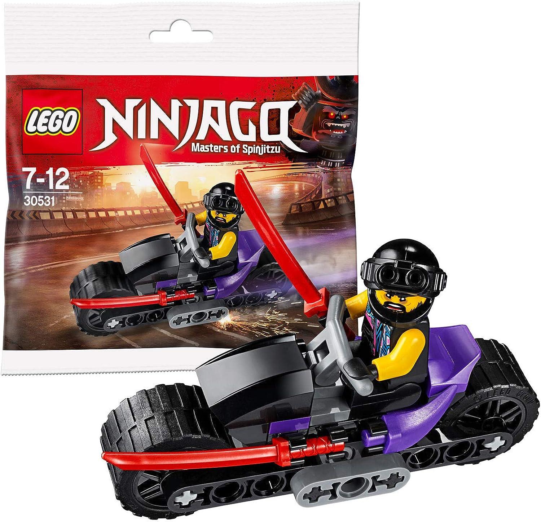 LEGO Ninjago Sons of Garmadon (30531) Poly Bag