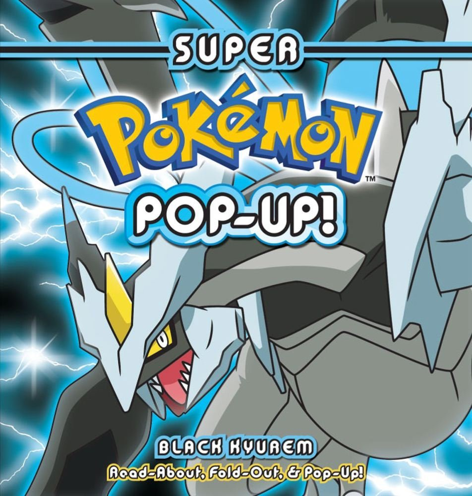 Super Pokemon Pop-Up: Black Kyurem ebook