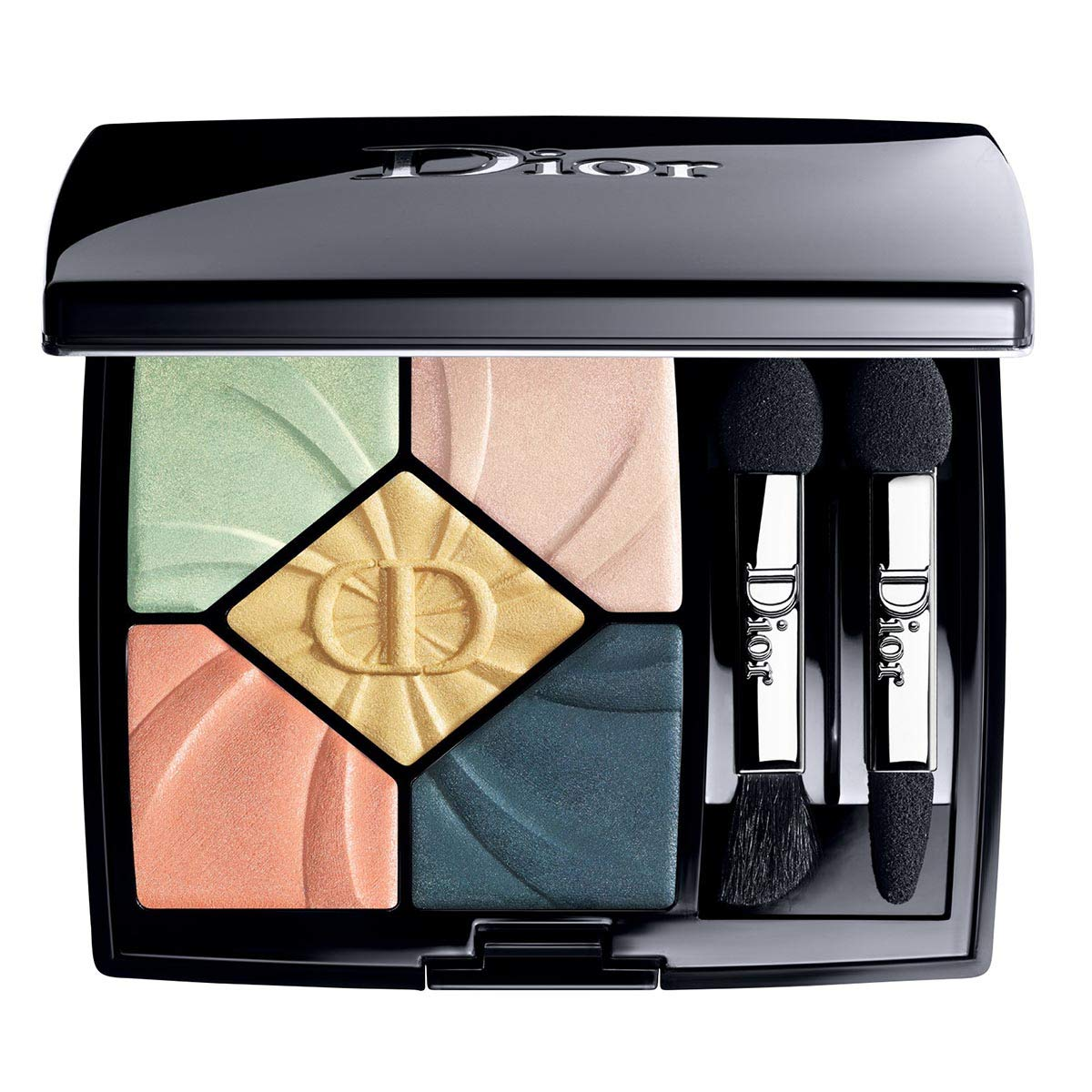 Christian Dior 5 Couleurs Lolli'Glow Eyeshadow Pallette, Mellow Shade 447, 0.10 Ounce
