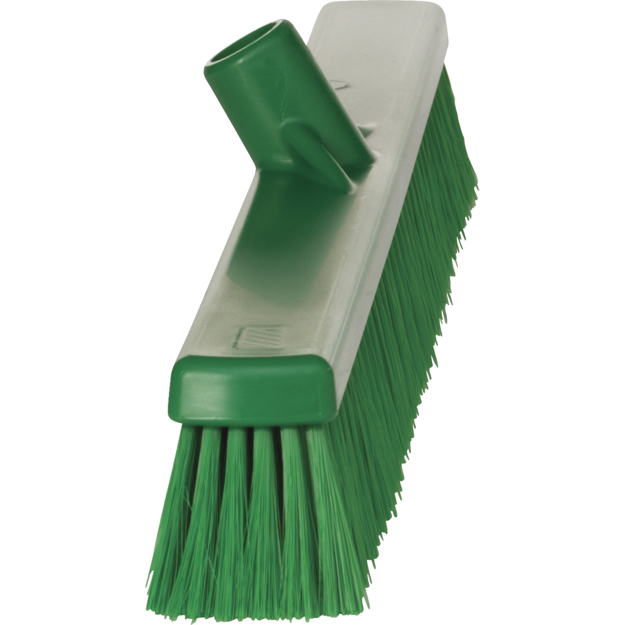 Vikan 31992 Fine Sweep Floor Broom Head, Polypropylene Block, 23-1/2'' Polyester Bristle, Green by Vikan