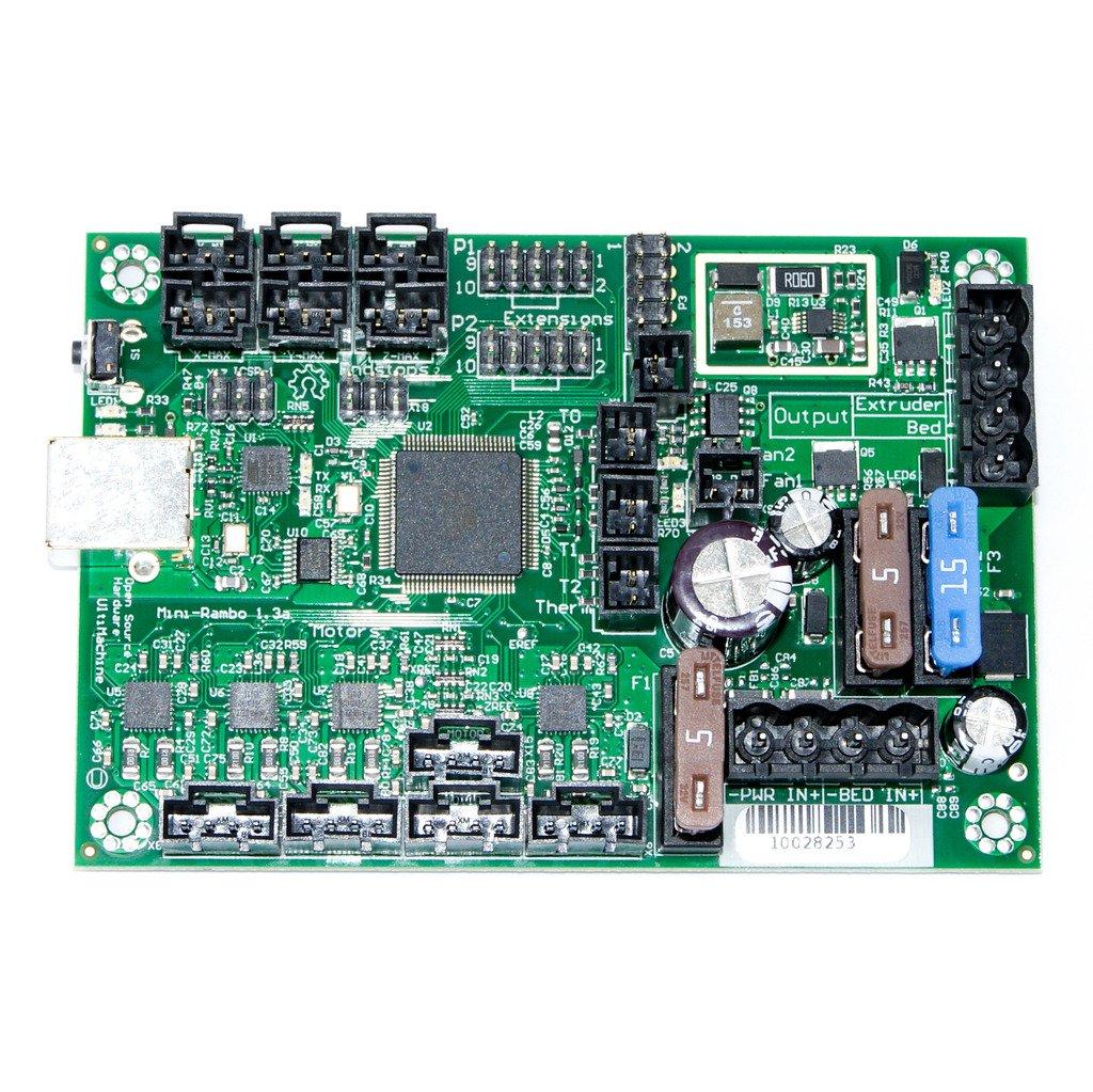 Mini RAMBo 3D Printer Controller