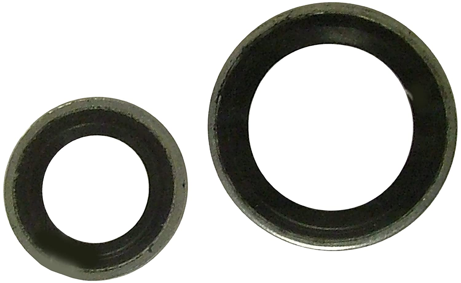 ACDelco 15-32241 GM Original Equipment Air Conditioning Compressor Port Seal Kit with Seal Washers 1532241ACM