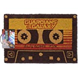 Guardians Of The Galaxy Vol 2 Awesome Mix Tape Door Mat