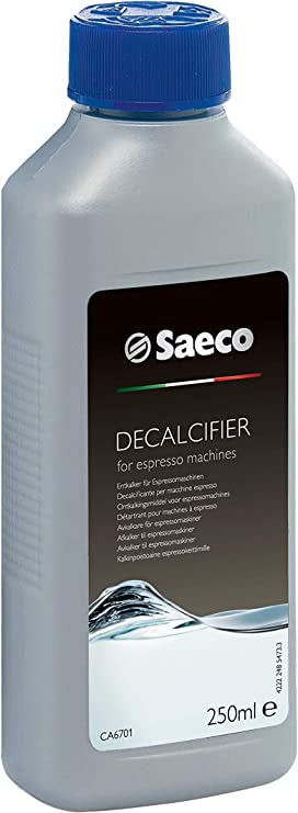 Saeco CA670022 - Descalcificador para cafeteras espresso, 250 ml, pack de 2: Amazon.es: Hogar