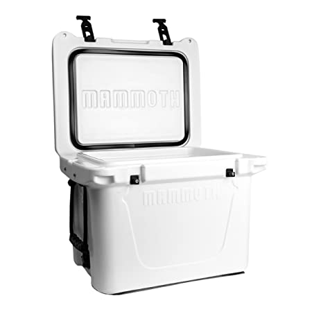 Mammoth Coolers Ranger MR25W Cooler, White